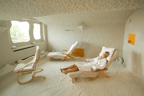 Salt Therapy - methods of treatment